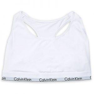 Calvin Klein Women's Modern Cotton Bralette Image