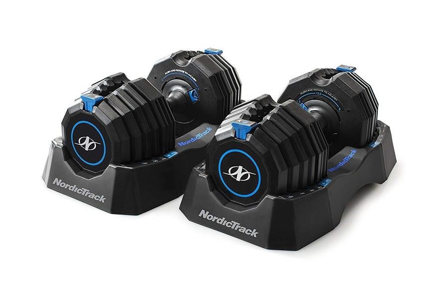 NordicTrack Speed Weights Image
