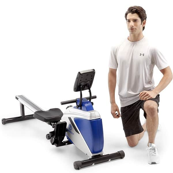 Marcy Rowing Machine 8 Resistance Image