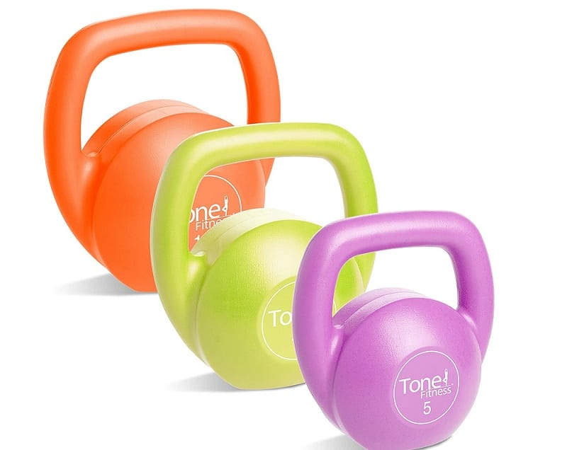 Tone Fitness 30 lbs Set Image